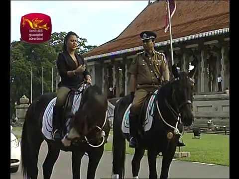 Sri Lanka Police - With SDIG Pujith Jayasundara