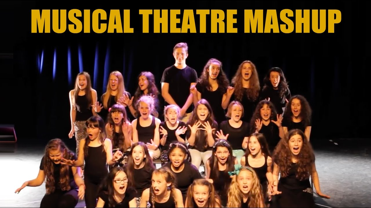 MUSICAL THEATRE MEDLEY - Amazing Kids (live)!