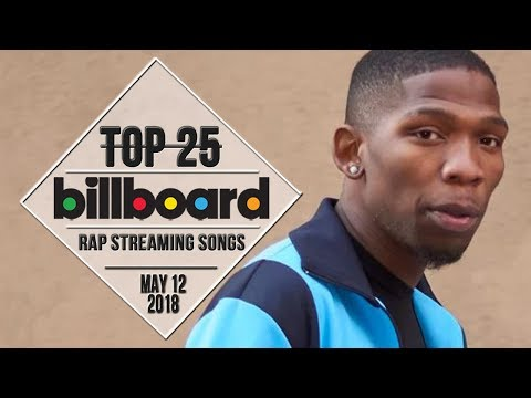 Top 25 • Billboard Rap Songs • May 12, 2018 | Streaming-Charts