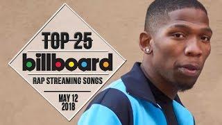 Baixar Top 25 • Billboard Rap Songs • May 12, 2018 | Streaming-Charts