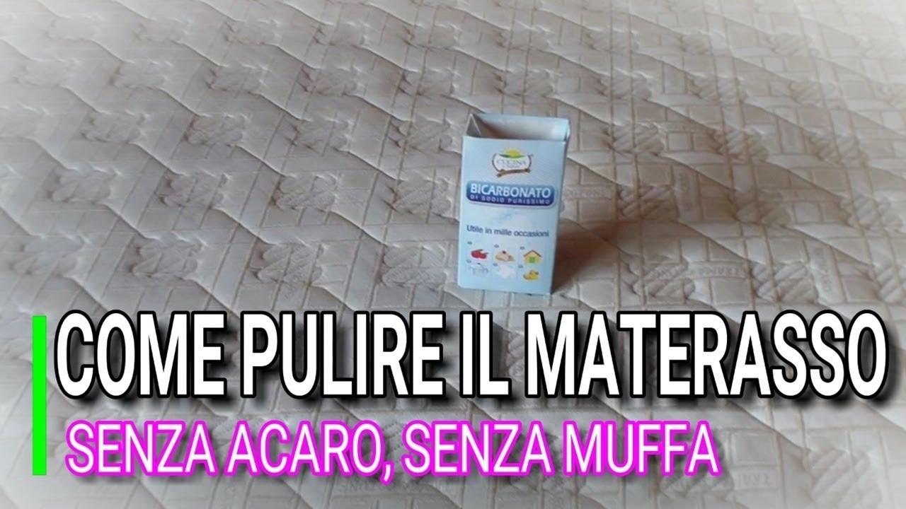 Come Pulire I Materassi.Come Pulire Il Materasso Marlinda Canonico Youtube