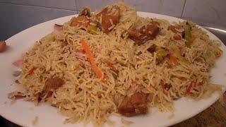 Beef Pulao Recipe  Pakistan