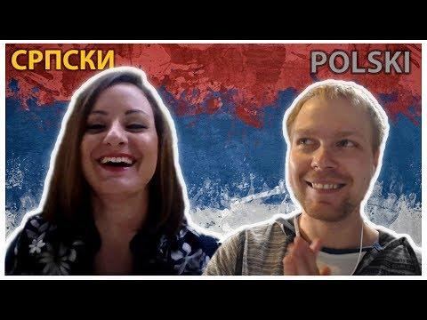 How mutually intelligible is Polish and Serbian? Polish Serbian Conversation