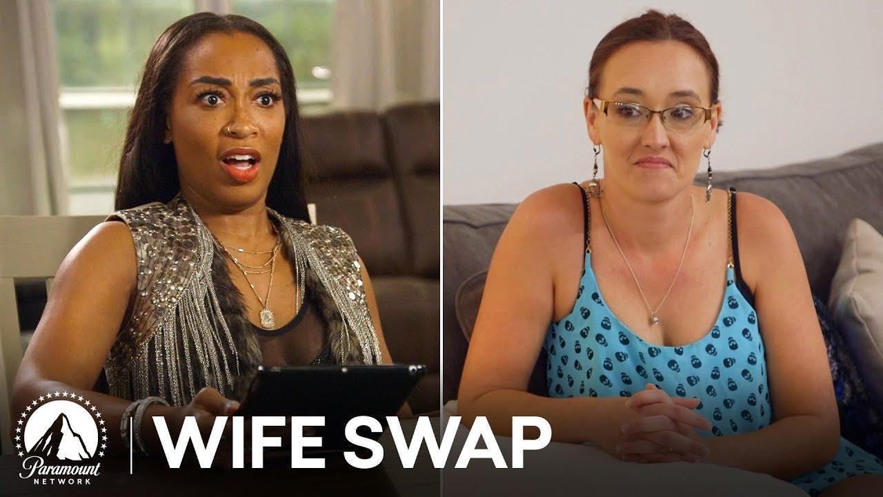 Download 'Women Are Seen, Not Heard' 😲 Wife Swap Sneak Peek