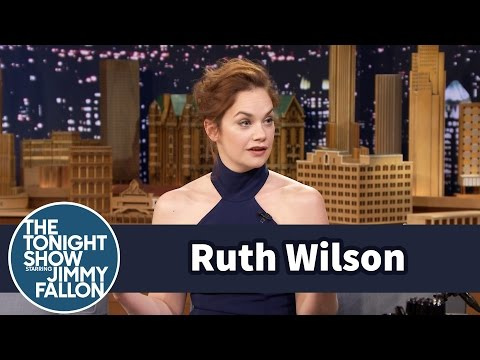 Ruth Wilson ReEnacts a War Movie Death