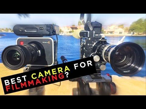 What is the Best Camera for Filmmaking?