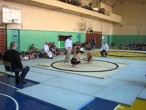 Первенство г.Владивостока по сумо