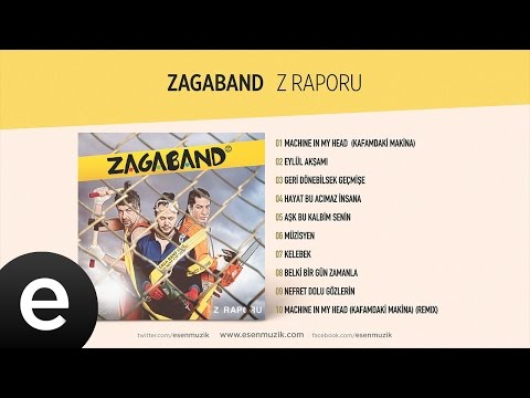 Machine In My Head (Kafamdaki Makina) (Remix) (Zagaband) Official Audio #machineinmyhead #zagaband