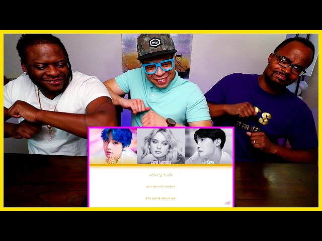 This Was a WHOLE VIBE Tho!! | BTS - 'A Brand New Day' REACTION