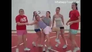 Rope Swing Without Rope  ll Girls have all fun ll Viral Video ll Funny Video