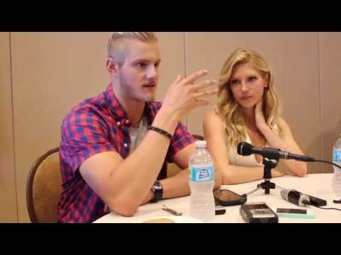 An Interview with 'Vikings' Stars Katheryn Winnick and Alexander ...