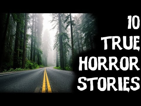 10 TERRIFYING TRUE & Unexplainable Horror Stories From Reddit! (Scary Stories)