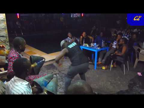JOHN OKAFOR (MR IBU) SHOWING HIS DANCING SKILLS (OGENE MUSIC HAS GONE NUCLEAR)