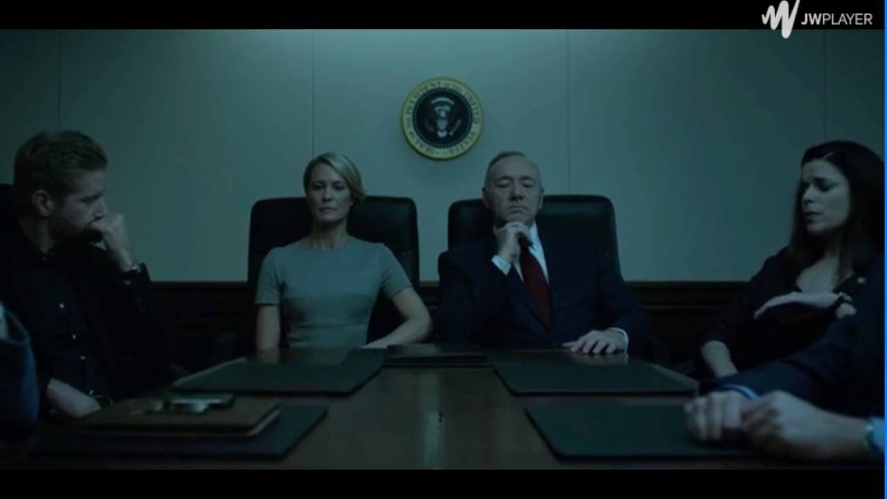 House Of Cards Ende
