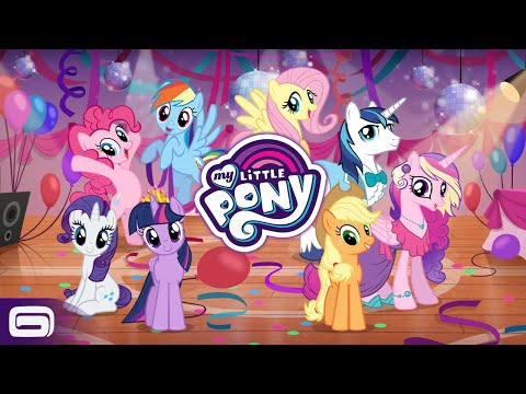 My Little Pony Magic Princess Apps Bei Google Play