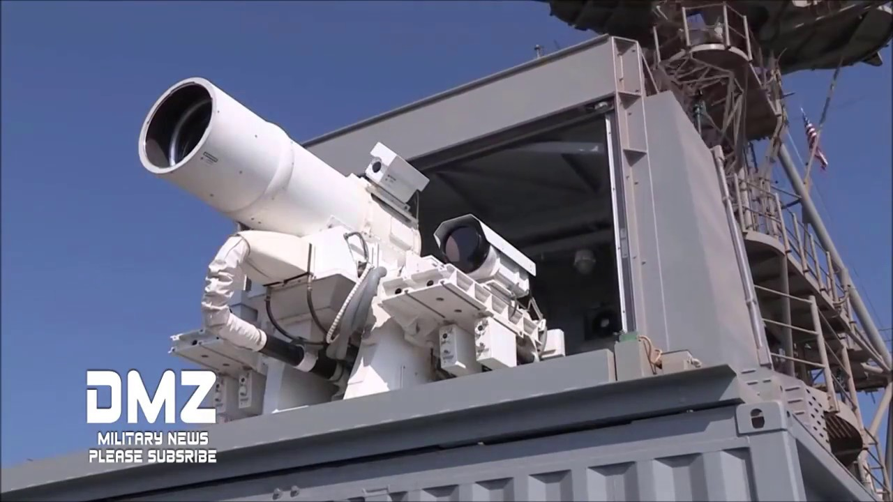 US To Increase Budget On Laser & Microwave Weapon