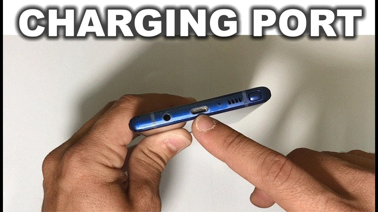 How to Replace the Charger Port on a Samsung Galaxy Note 9