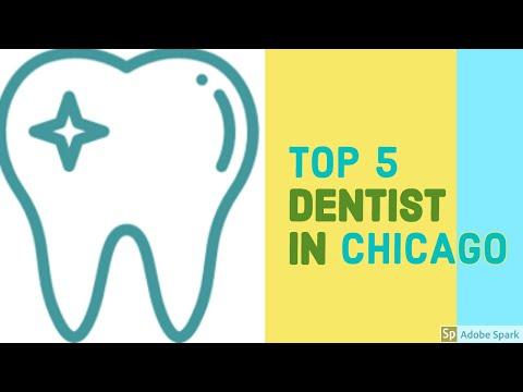 TOP 5 DENTIST IN CHICAGO