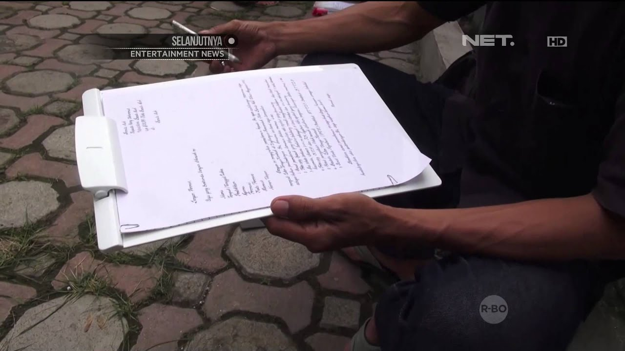 Jasa Tulis Tangan Pembuat Surat Lamaran Kerja Di Banda Aceh Net16 Youtube