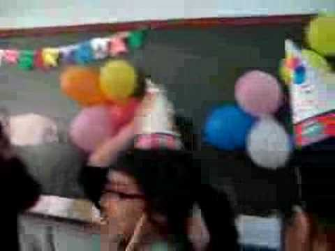 Birthday Party For Ivy(Preparation)