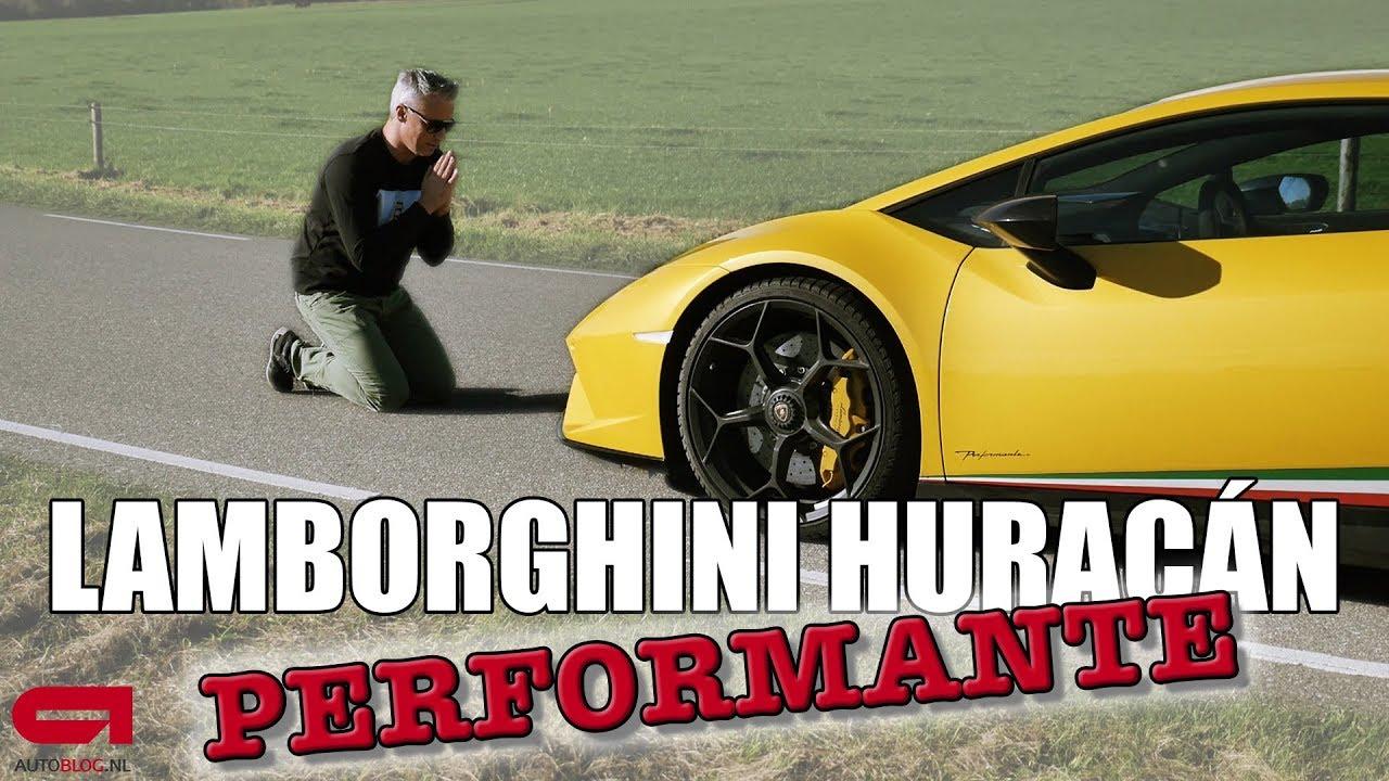 Lamborghini Huracan Performante Review Youtube