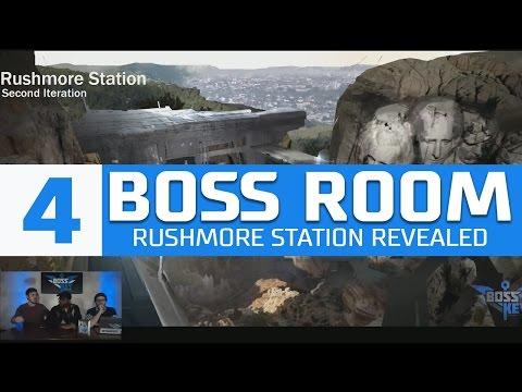 BOSS ROOM 4: Rushmore Station Revealed