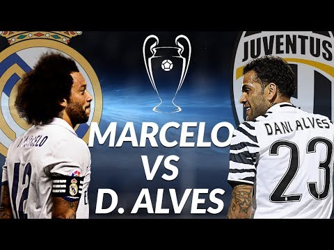 Marcelo vs Dani Alves ● Who's Better?  🏆 2017 ● 4K