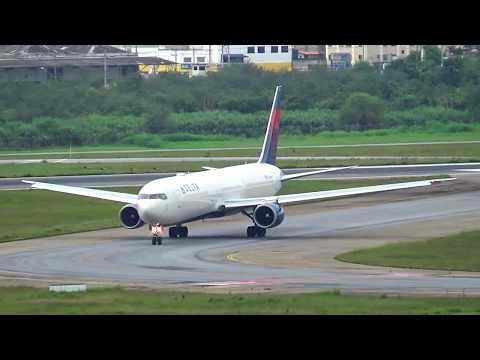 POUSOS E DECOLAGENS EM GUARULHOS - PARTE 40 ( LANDINGS AND TAKE-OFF IN GUARULHOS - PART 40 )