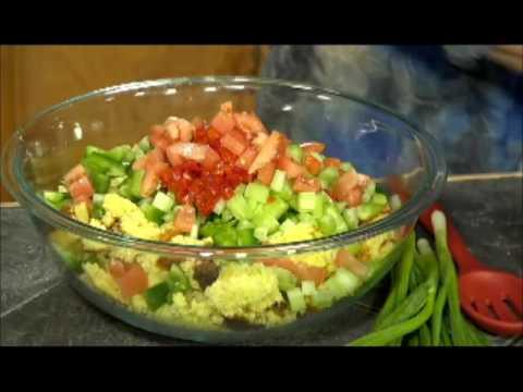 Everyday Manna with Lisa Smith: Cornbread Salad