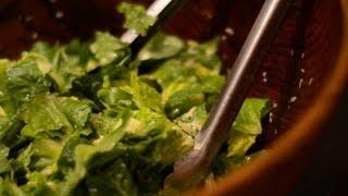 Raw Food Recipe: Ceasar Salad Pumpkin Seed Dressing