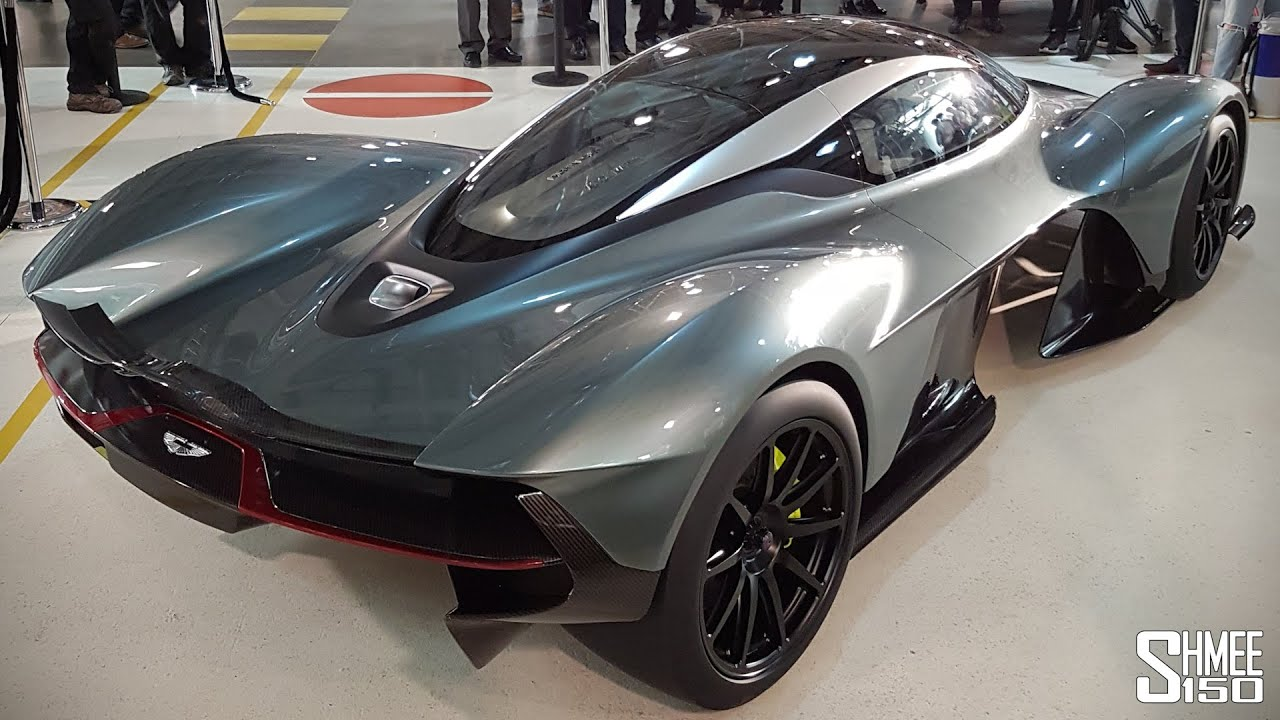 FIRST LOOK Aston Martin AMRB Concept YouTube - Aston martin concept