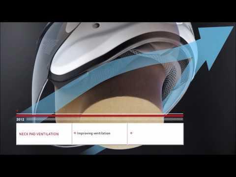 X-Tend-RAM- Beautiful Arai Open Face Helmet