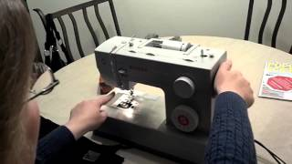 SINGER 4423 Heavy Duty Sewing Machine UNBIASED Review