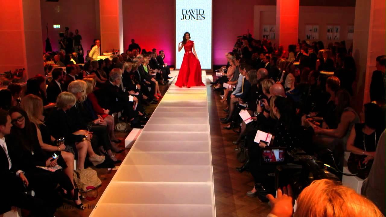 Miranda Kerr highlights at the David Jones Spring Summer 2012-13 ...