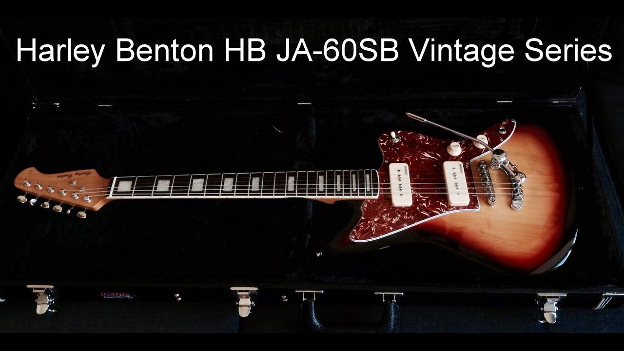 Verschiedene Farben Harley Benton Hb JA-60 Schlagbrett Jm 1 3 /& Blank P90