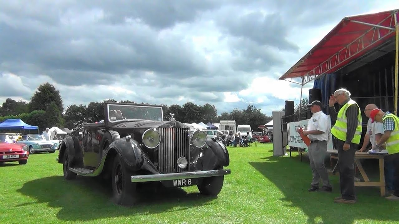Upcoming Events Traditional Car Club Of Doncaster