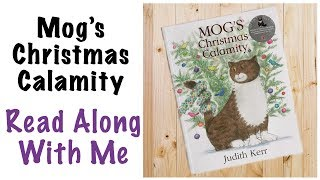 mogs christmas calamity by judith kerr