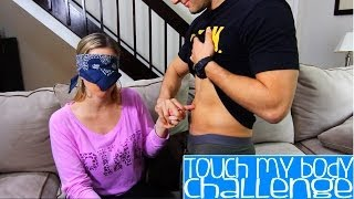 One of BFvsGF's most viewed videos: TOUCH MY BODY CHALLENGE