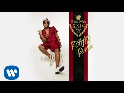 Bruno Mars - 24k Magic (R3Hab Remix) [Official Audio]