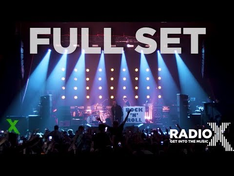 Liam Gallagher LIVE from Manchester's Ritz | Full Live Set | Radio X