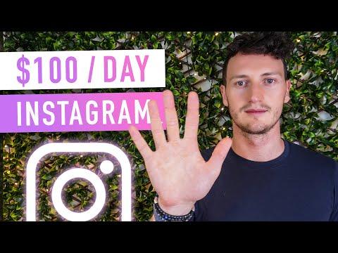 5 Ways To Make Money On Instagram In 2021