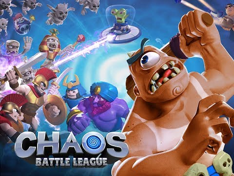 Chaos Battle League – PvP Action Game 1