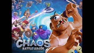 Chaos Battle League Trailer