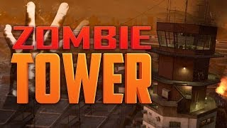 ZOMBIE TOWER ★ Left 4 Dead 2 (L4D2 Zombie Games)