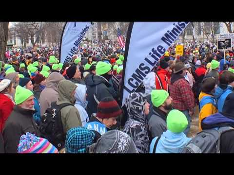 NET TV - Refreshing Faith - March for Life- 2013 - Whole Episode