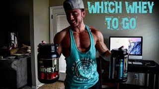 Which Whey to Go | Gold Standard 100% Whey Vs Phormula 1 | Protein Review