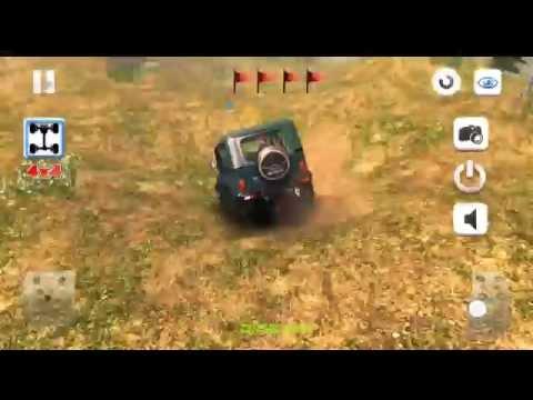 UAZ 4x4 Offroad Racing 2015
