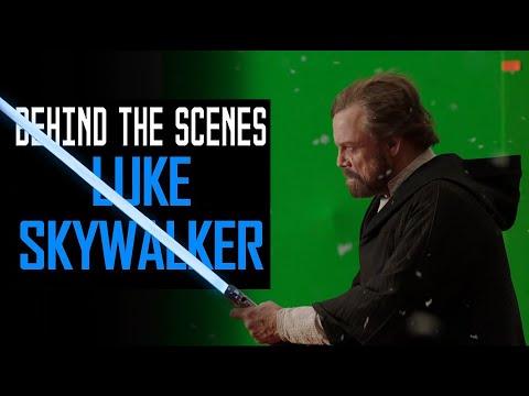 Luke Skywalker   Behind The Scenes History