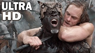 [Ultra HD 4K] THE LEGEND OF TARZAN Official Movie TRAILERS Compilation (2016)