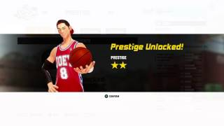 3on3 Freestyle | How to Level Up / Prestige Characters